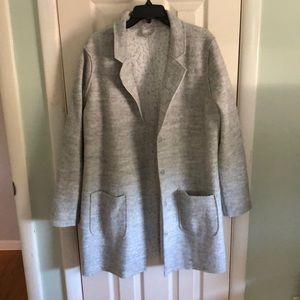 Halogen gray coat